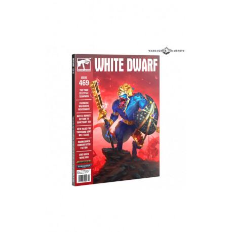 White Dwarf 466 - Juillet 2021