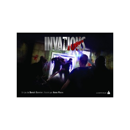 NDX Invazions