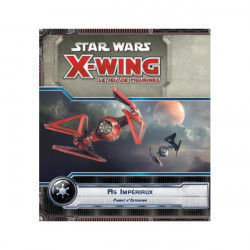 X-Wing - Le Jeu de Figurines - As Imperiaux