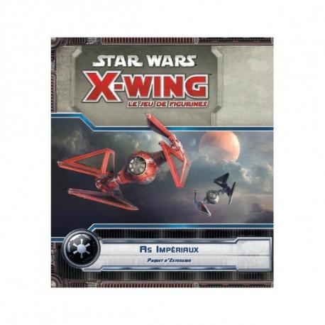 X-Wing - Le Jeu de Figurines - As Imperiaux