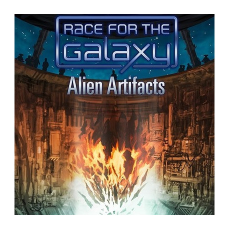 NDX Race for the Galaxy - Artefacts Aliens