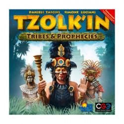 Tzolk'in: Tribus et Prophéties