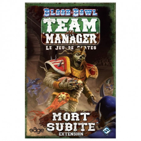 Blood Bowl Team Manager - Mort Subite