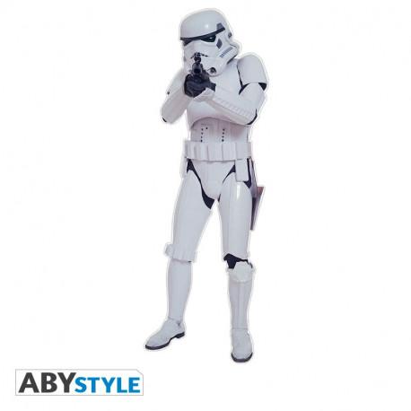 STAR WARS - Stickers - échelle 1 - Storm Trooper