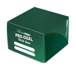 Dual Deck BOX Green - Vert