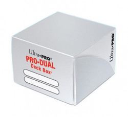 Dual Deck BOX White - blanche