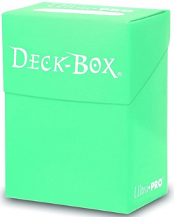 Ultra Pro - Deck BOX turquoise