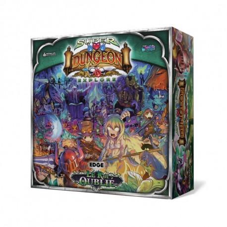 Super Dungeon Explore : Le Roi Oublié