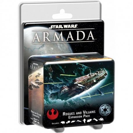 Star Wars Armada - Renforts Filous et Scélarats
