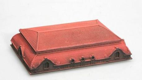 Maison de ville Victorienne: le toit N°2  12203 ( ZITERDES )
