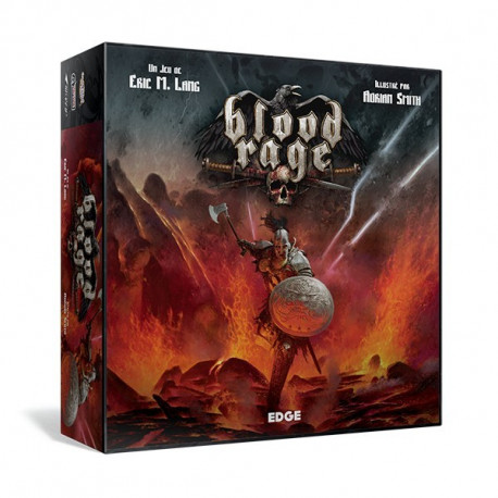 Blood Rage - Jeu de base