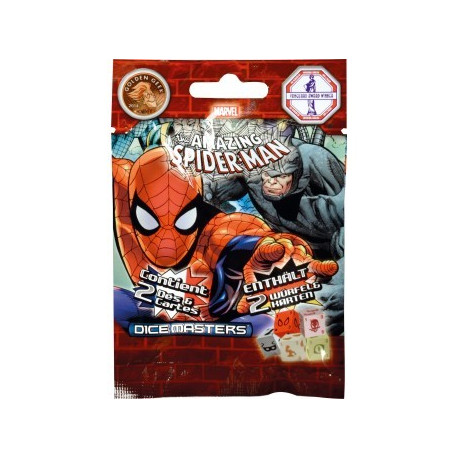 Dice Masters : Amazing Spiderman - Booster VF