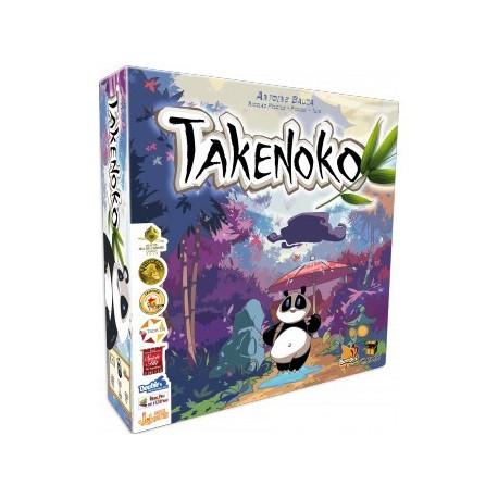 Takenoko : le Panda a faim !