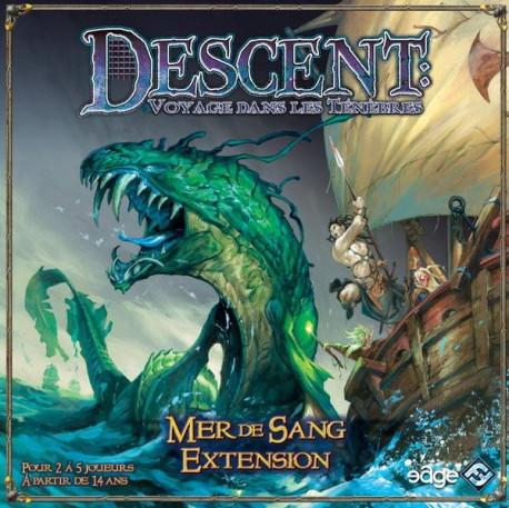 Descent - Mer de Sang