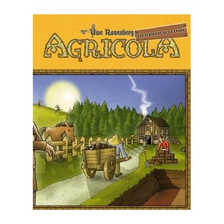 Agricola, Les Fermiers de la Lande (l'extension )