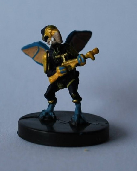 38/40 Toydarian Soldier Master of the Force Commune