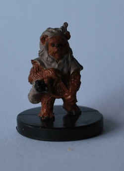 25/40 Ewok Warrior Master of the Force Commune