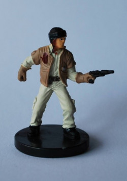 18/40 Red Hand Trooper Master of the Force Unco