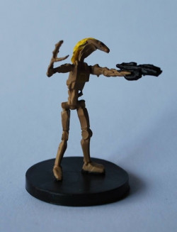 13/40 Battle Droid Officier Master of the Force Commune