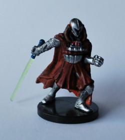 11/40 Saessin Tiin, Jedi Master Master of the Force Rare