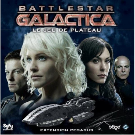 Battlestar Galactica - Extension Pegasus