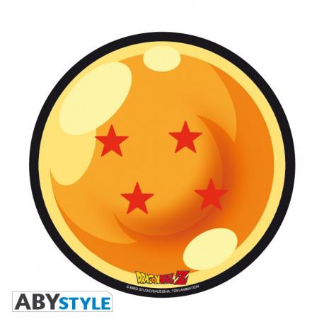 DRAGON BALL - Tapis de souris - DBZ/ Boule de cristal - en forme