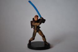 32/40 Obi-Wan Kenobi, Jedi General Galaxy at Wars Rare