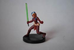 24/40 Commander Ahsoka Galaxy at Wars Rare