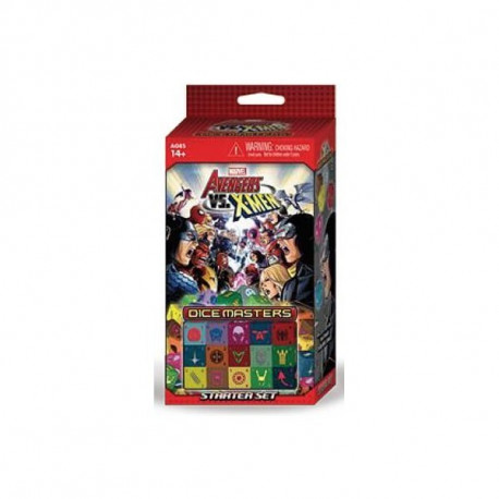 Dice Masters : Avengers vs X-Men - Starter Set