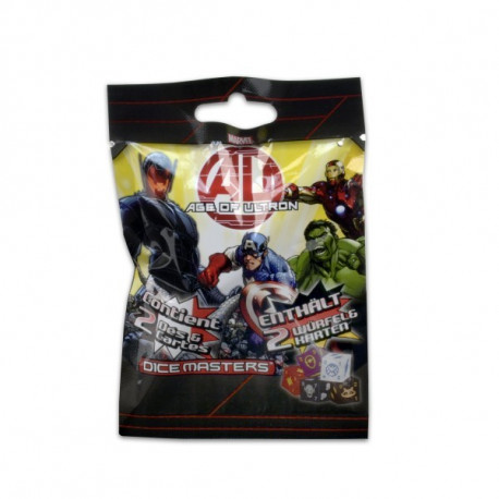 Dice Masters : Age of Ultron - Booster VF