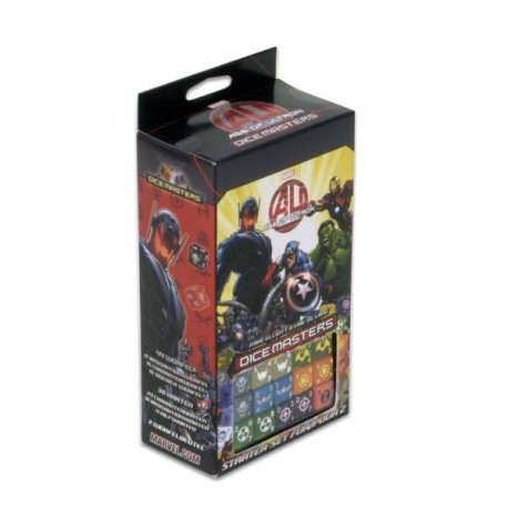 Dice Masters : Age of Ultron - Starter VF