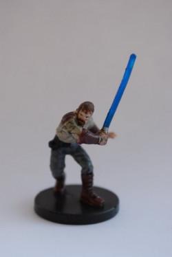 29/40 Kyle Katarn, Combat Instructor Jedi Academy Rare