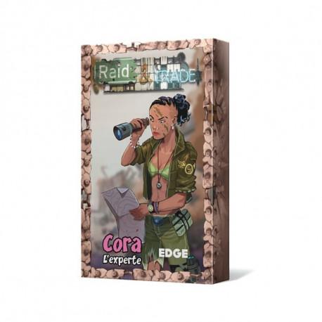 Raid & Trade Cora l'Experte