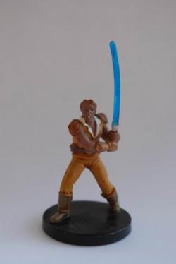 28/40 Kol Skywalker Jedi Academy Very Rare