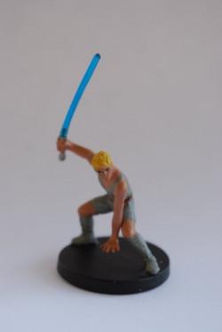 25/40 Cade Skywalker, Padawan Jedi Academy Rare