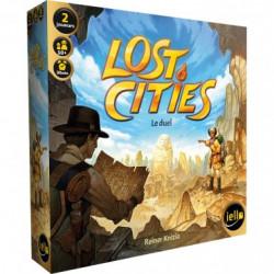 Cités Perdues (Les) Lost Cities - Le Duel