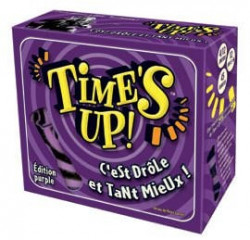 Time's Up édition Purple