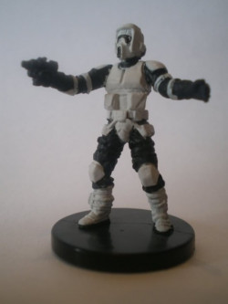 19/40 Scout Trooper Imperial Entanglements commune