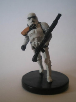 18/40 Sandtrooper Officer Imperial Entanglements unco