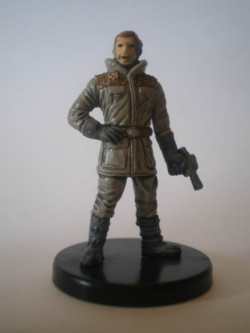 04/40 General Rieekan Imperial Entanglements Very Rare