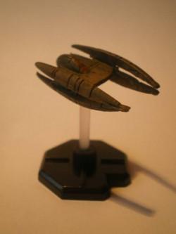 59/60 Vulture Droid Starfighter STARSHIP BATTLES commune