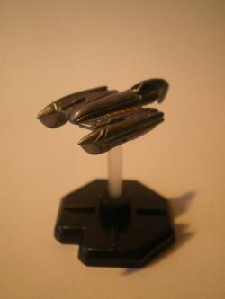 49/60 General Grievous's Starfighter STARSHIP BATTLES rare