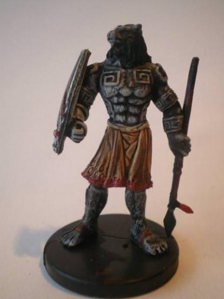 38/60 Nelvaanian Warrior CLONE WARS unco