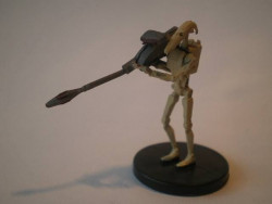 23/60 Battle Droid Sniper CLONE WARS unco