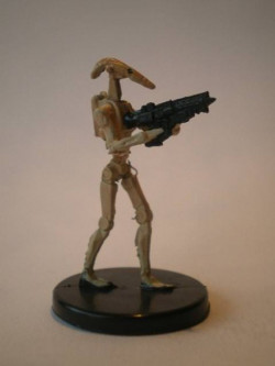 21/60 Battle Droid CLONE WARS commune