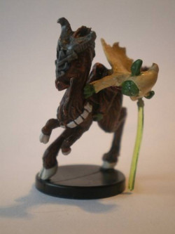 20/60 Yoda on Kybuck CLONE WARS very rare