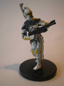 18/60 Star Corps Trooper CLONE WARS unco