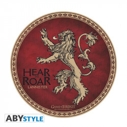 GAME OF THRONES - Tapis de souris - Lannister - en forme