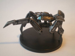 18/60 Sith Heavy Assault Droid KNIGHTS OF THE OLD REPUBLIC unco