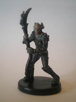 57/60 Yuuzhan Vong Elite Warrior LEGACY OF THE FORCE unco